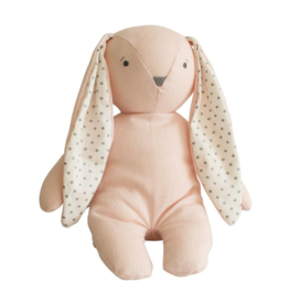 Bobby Floppy Bunny Pink Linen
