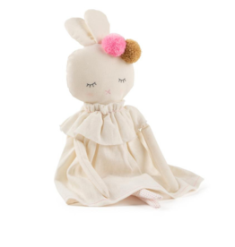 Isabelle Bunny Ivory Linen