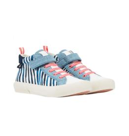 Coast Pump Mid Sneakers