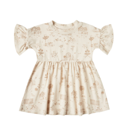 Secret Garden Babydoll Baby Dress