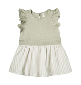 Striped Coury Baby Dress