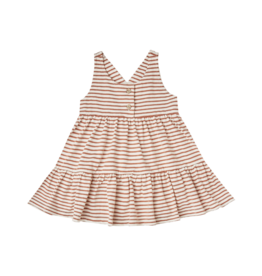 Striped Ruby Swing Dress