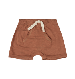 Front Pouch Baby Short