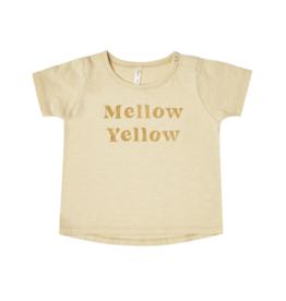 Mellow Yellow Baby Tee