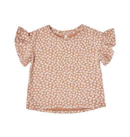 Ditsy Flutter Baby Tee
