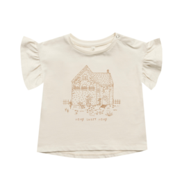 Home Sweet Home Flutter Baby Tee