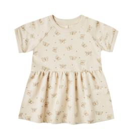 Butterfly Raglan Baby Dress
