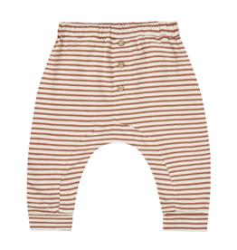 Striped Slub Pant