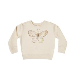 Butterfly Terry Baby Sweatshirt