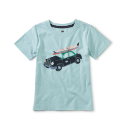 Lizzy Lizzy Surf Car Graphic Tee