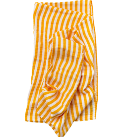 Citrus Stripe Swaddle
