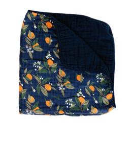 Orange Blossom Quilt