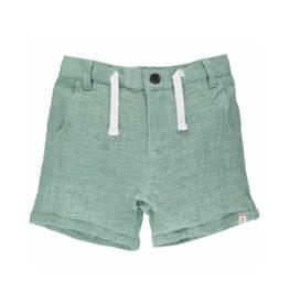 Miles Baby Shorts - Green