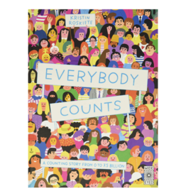 Everybody Counts by: Kristin Roskifte