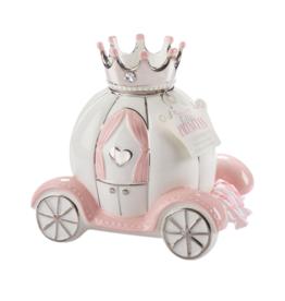 Little Princess Carriage Ceramic Bank