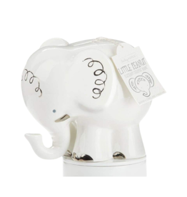 Little Peanut Elephant Ceramic Bank