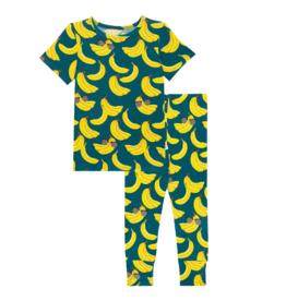 Banana Short Sleeve Pajamas