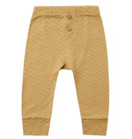 Pointelle Leggings - Gold