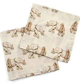 Bamboo Burpies in Tutu Elephant