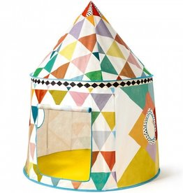 Multicolored Play Tent