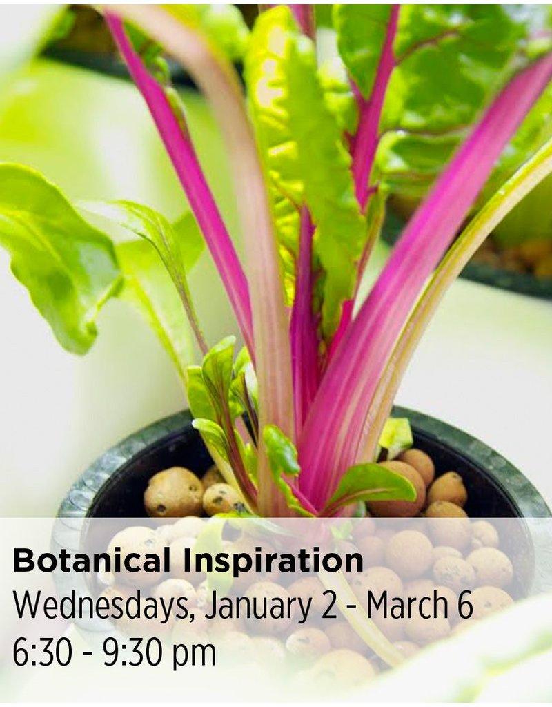 NCC Botanical Inspiration