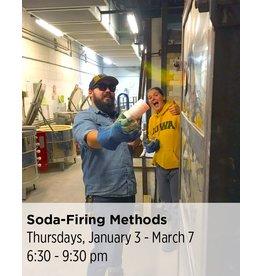 NCC WAITLIST: Soda-Firing Methods