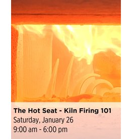 NCC The Hot Seat - Kiln Firing 101
