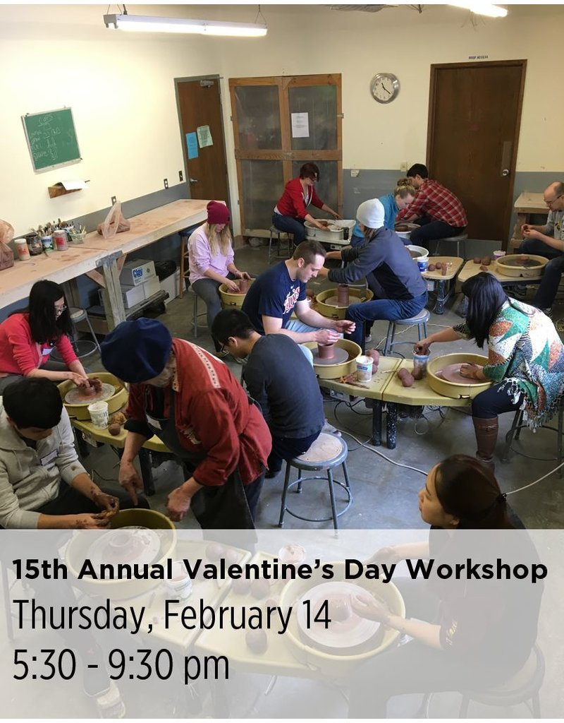 NCC 15th Annual Valentine's Day Workshop