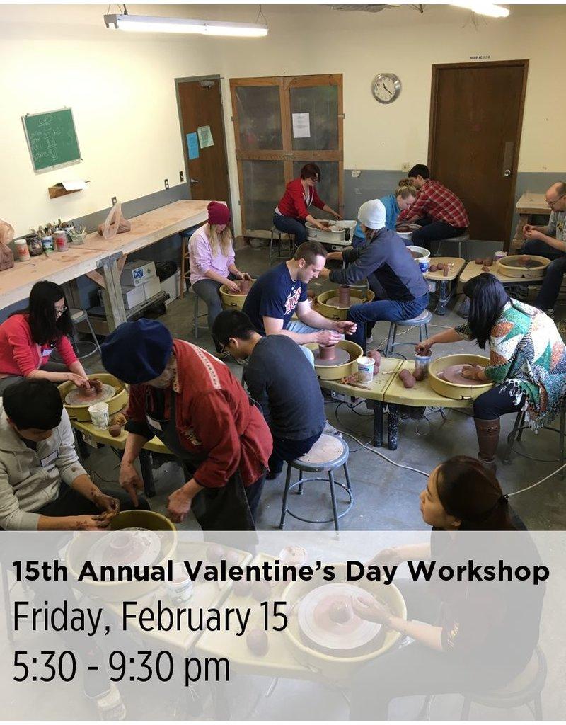 NCC 15th Annual Valentine's Day Workshop