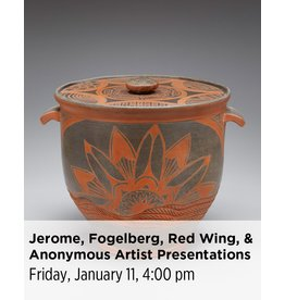 NCC Jerome, Fogelberg, Red Wing, and Anonymous Artist Presentations