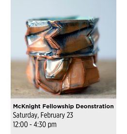NCC McKnight Fellowship Demonstration Workshop: Brett Freund & Donovan Palmquist