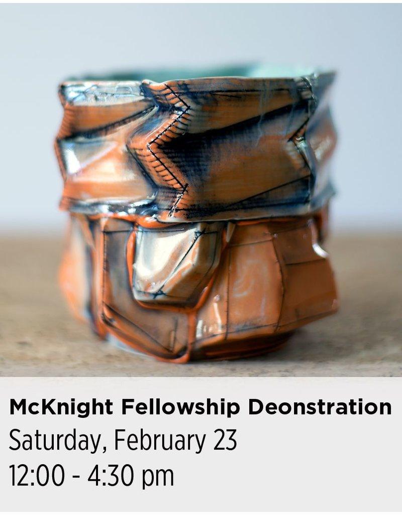 NCC McKnight Fellowship Demonstration Workshop: Brett Freund & Donovan Palmquist