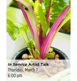 NCC In Service Artist Talk