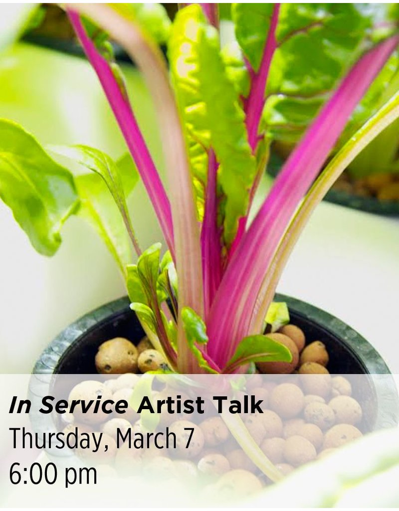 NCC In Service Artist Talk