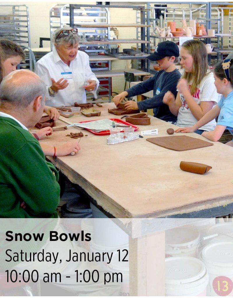 NCC Snow Bowls