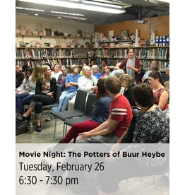 NCC Movie Night: The Potters of Buur Heybe, Somalia