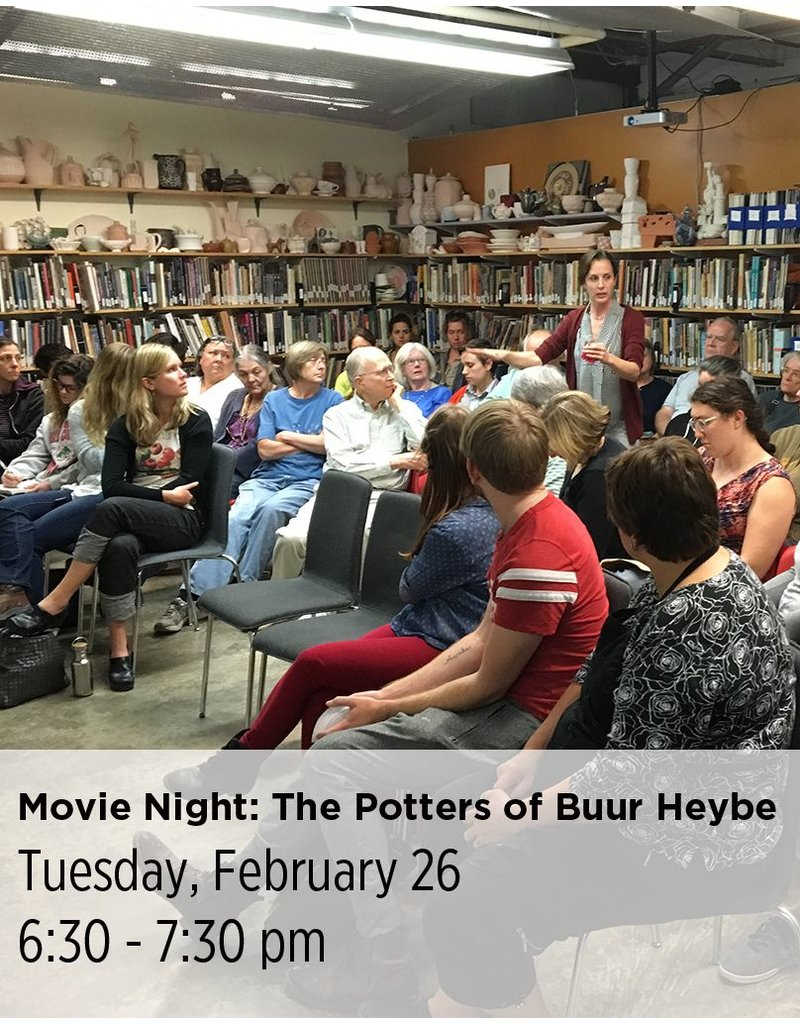NCC Movie Night: The Potters of Buur Heybe, Somalia