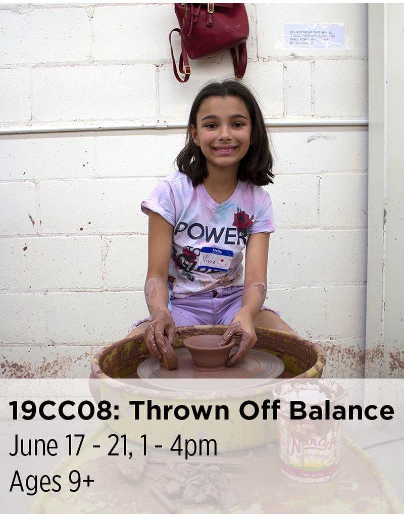 NCC Thrown Off Balance