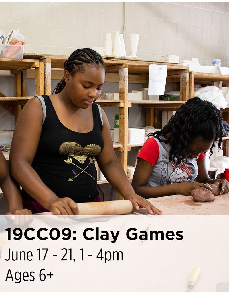 NCC Clay Games