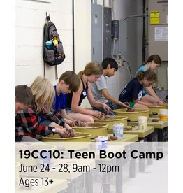 NCC Teen Boot Camp