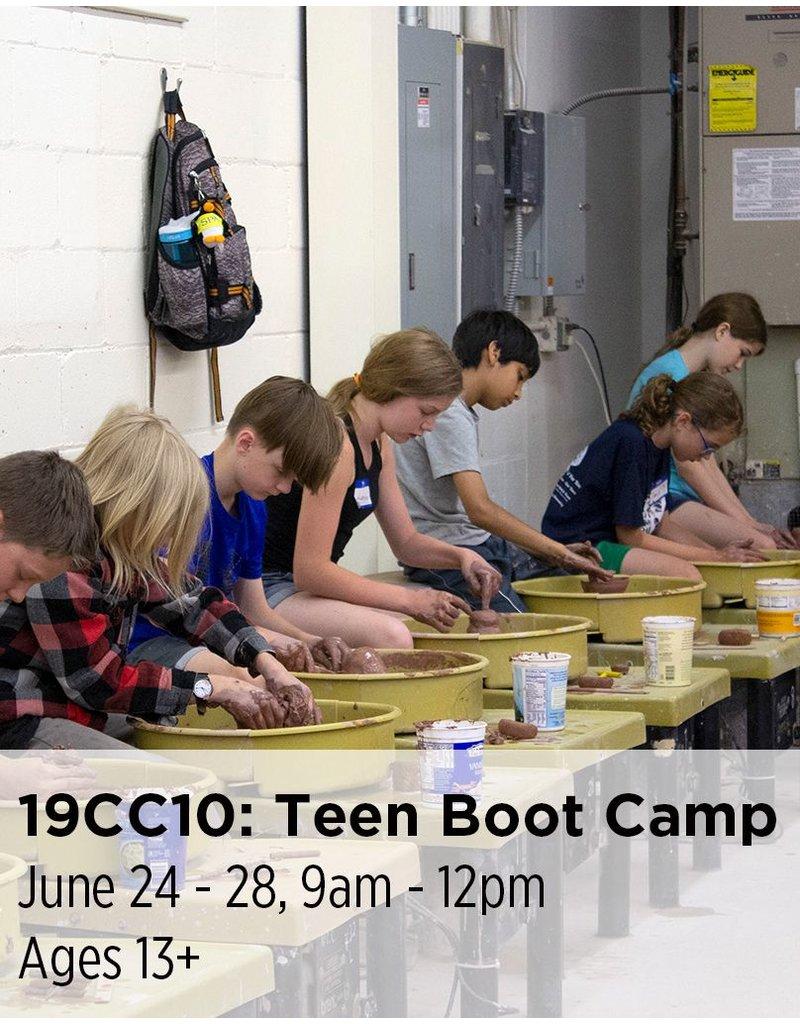 NCC Teen Boot Camp