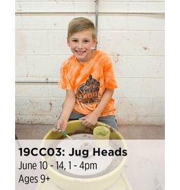 NCC Jug Heads