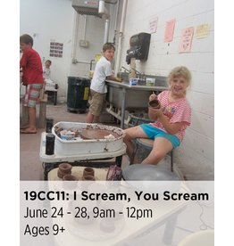NCC I Scream, You Scream