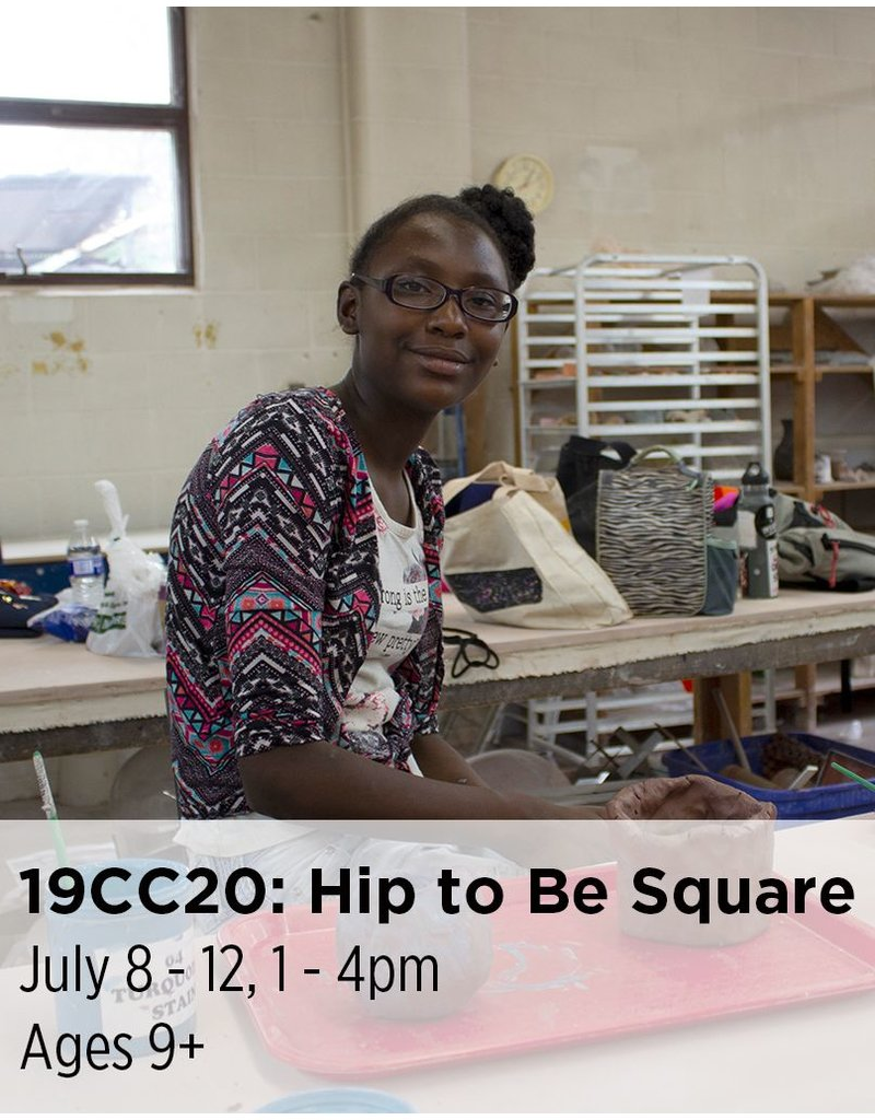 NCC Hip to Be Square