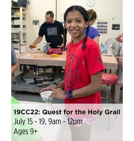 NCC CANCELLED: Quest for the Holy Grail