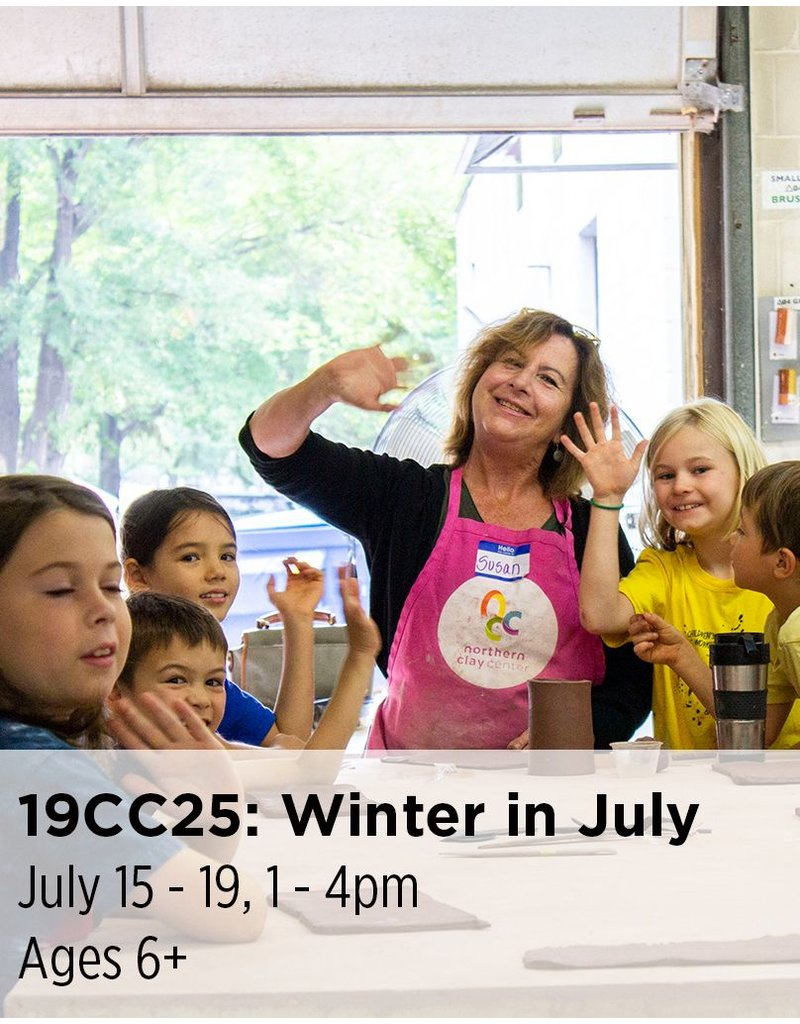 NCC Winter in July
