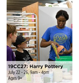 NCC WAITLIST: Harry Pottery
