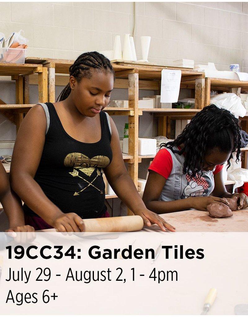 NCC Garden Tiles