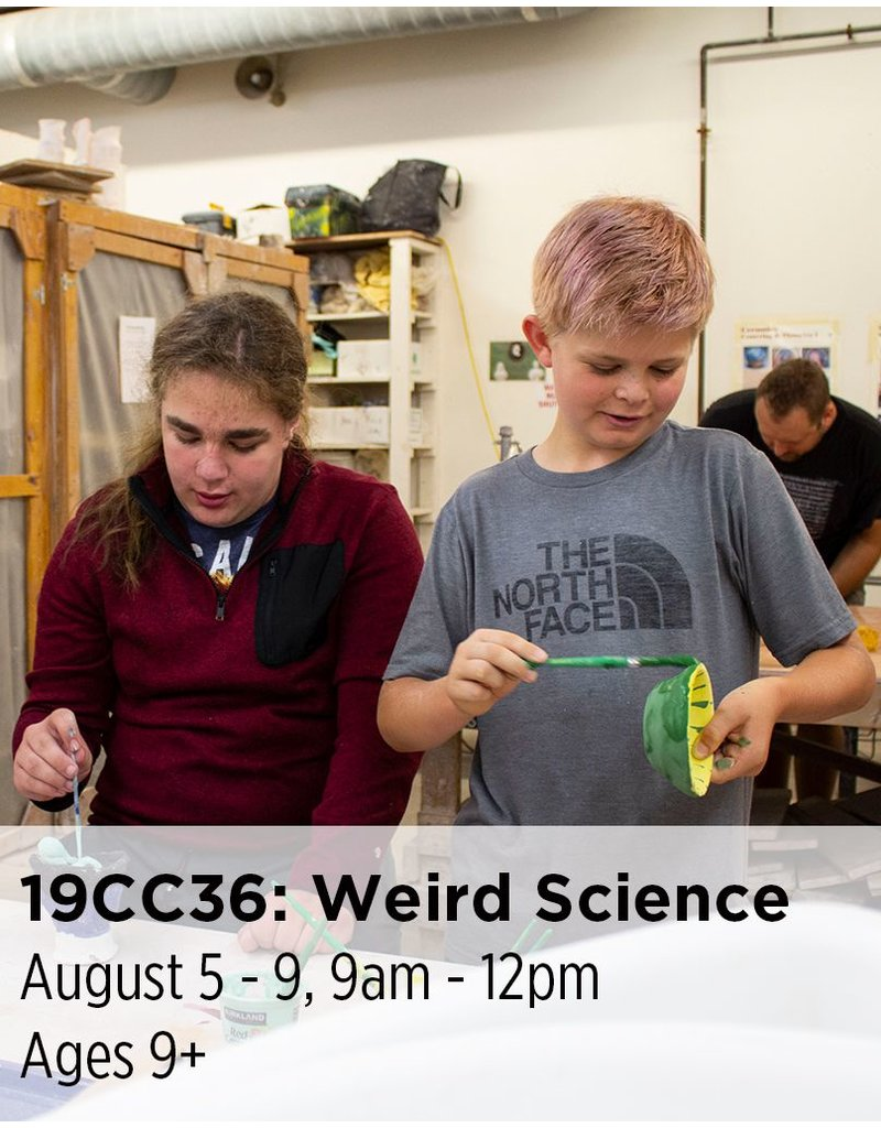NCC Weird Science
