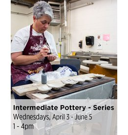 NCC Intermediate Pottery - Focus on Series